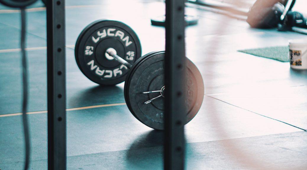 nagy súly edzőteremben